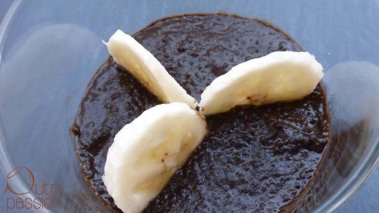 Veganer Schokopudding mit Canihua