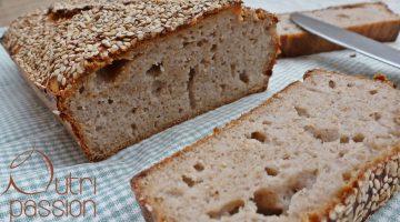 Buchweizenbrot – fermentiert, glutenfrei