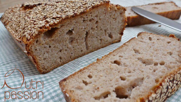 Buchweizenbrot – fermentiert – glutenfrei & ohne Hefe