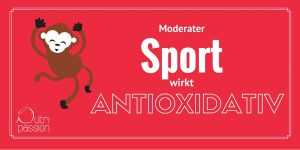 Sport kann antioxidativ wirken!