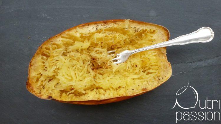 Spaghetti-Kürbis Grundrezept
