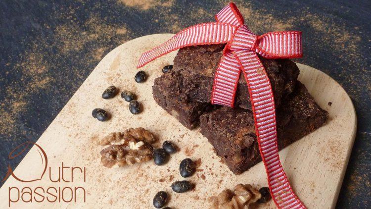 Bohnen-Brownie