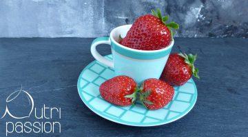 Die Stärken der Erdbeeren