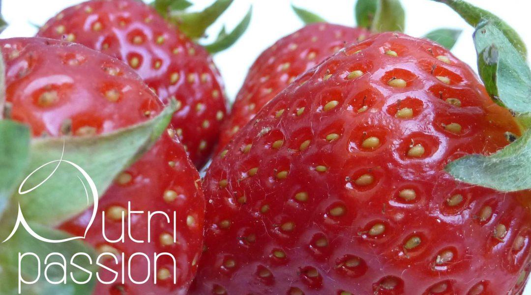 Lieblings Die Stärken der Erdbeeren | nutripassion.de @ZQ_38