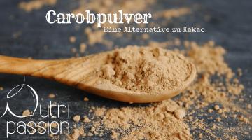 Carob – die leckere Alternative zu Kakao