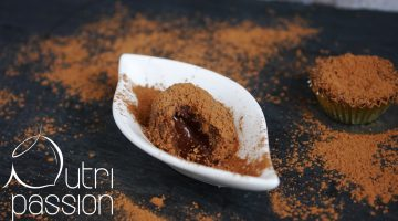 Schoko-Muffin mit flüssigem Kern