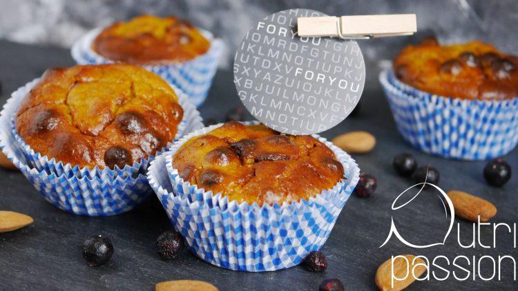 Glutenfreie Kürbis-Muffins