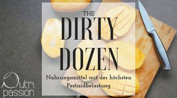 Dirty Dozen – welche Nahrungsmittel sollte man in Bio-Qualität kaufen?