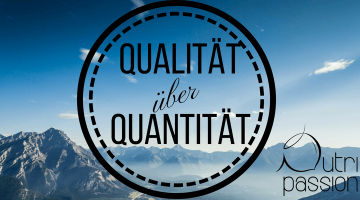 Neue Studie belegt: Qualität, nicht Quantität, ist der Schlüssel zum Abnehmen