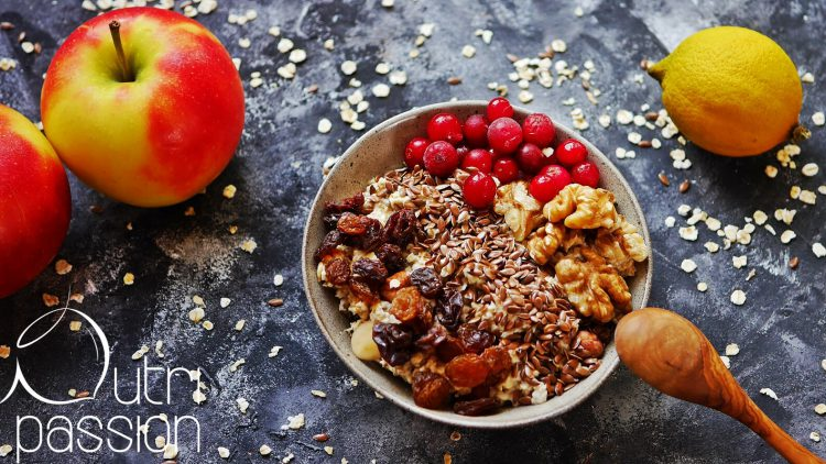Bircher-Müsli-Variation