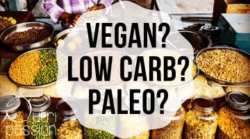 Vegan – Paleo – Low carb – Was ist gesunde Ernährung?