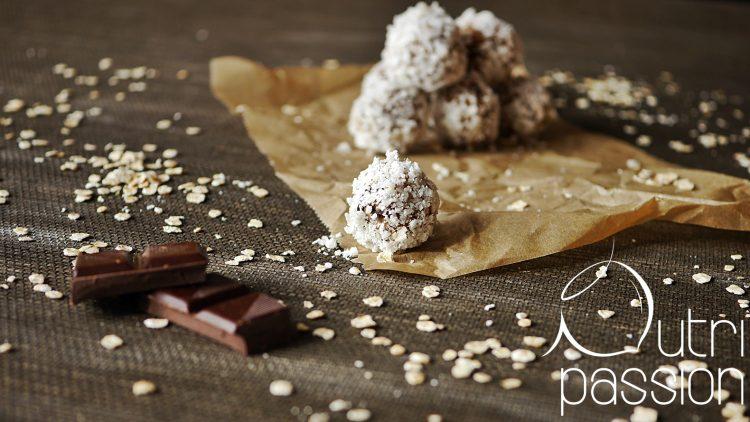 Bliss Balls – Mandeln | Haferflocken | Schokolade