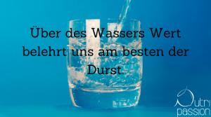 wasser-durst