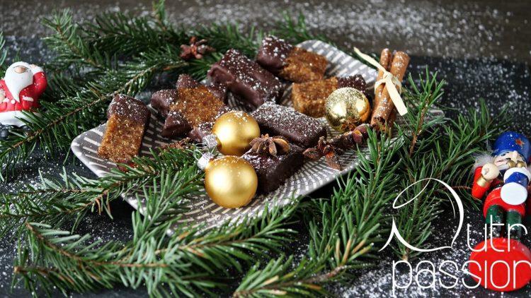 No bake – Lebkuchengewürz-Schnitten