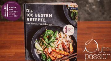 Der Rezeptebuch.com Award 2021 & eine Buchverlosung